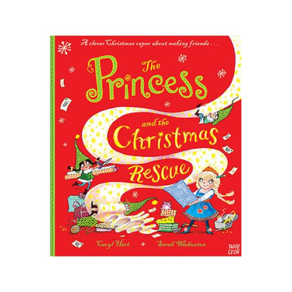 Princess Eliza is brilliant at making toys and gadgets but her mum wants her to start making friends instead In Santas workshop the elves are worried - with Santa ill how will they ever get everything ready for Christmas Luckily Eliza arrives with her inventing skills to save the day and make some unexpected friends along the way A festive fourth title in the successful Princess series that encourages girls to celebrate their skills no matter how un-princessy