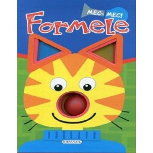 O carte simpatica pentru cei mai miciDescopera formele geometrice