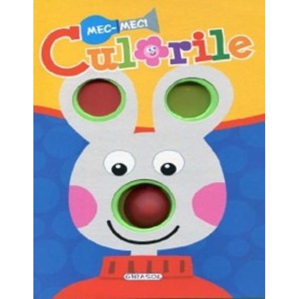 O carte simpatica pentru cei mai miciDescopera culorile