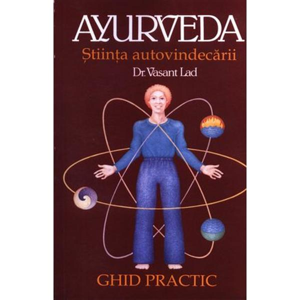 """""""Ayurveda - &351;tiin&355;a autovindec&259;rii""""este o carte care explic&259; în mod clar principiile &351;i aplica&355;iile practicilor ayurveda cel mai vechi sistem de medicin&259; din lume Minunat ilustrat&259; textul trateaz&259; pe larg despreIstoria &351;i filozofiaayurvedeiPrincipii de baz&259; în ayurvedaTehnici de diagnosticare în ayurvedaTratamentul în"""