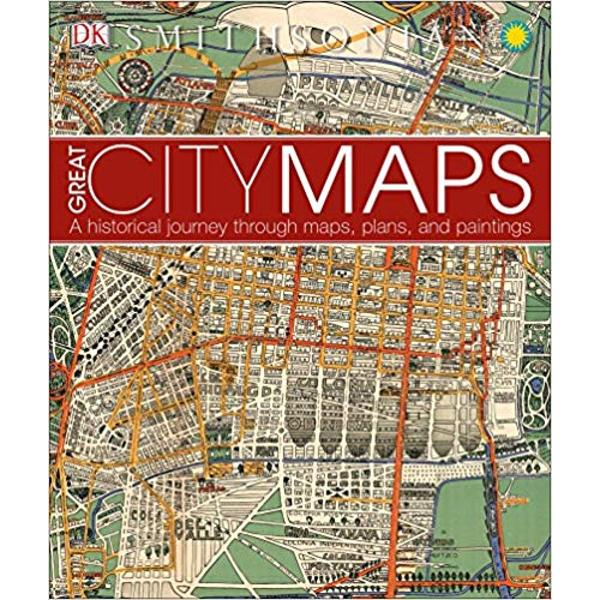 A beautifully illustrated history of the worlds most celebrated historical city maps from the hubs of ancient civilization to sprawling modern mega-cities created in association with the Smithsonian InstitutionGreat City Maps explores and explains 30 of the worlds greatest historical city maps providing a captivating overview of cartography through the ages The books unrivaled reproduction of these fascinating and intricate documents provides graphic close-ups