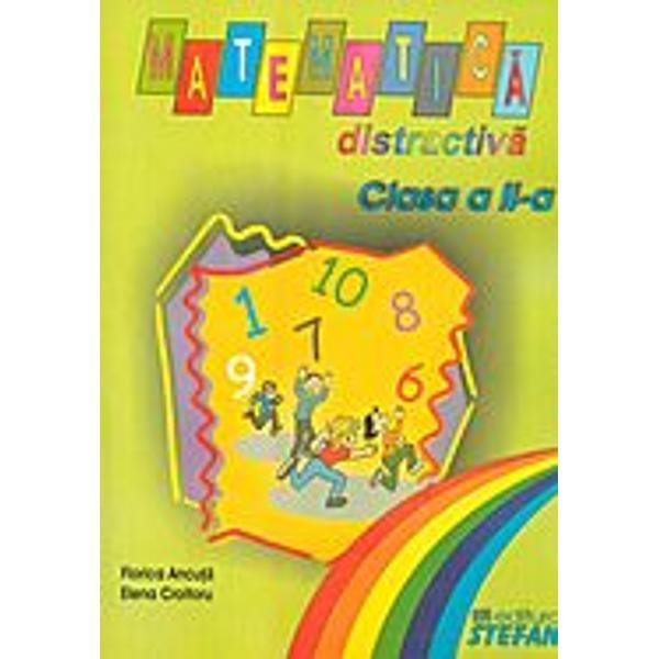 Matematica distractiva clasa a ll a - Stefan