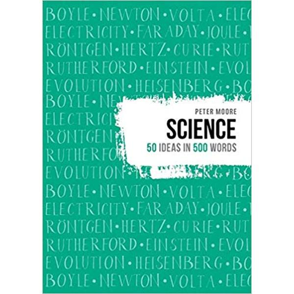 Science 50 in 500 Words discusses the most groundbreaking ideas of 50 of the most important scientists who have shaped the world as we know it Not only are the key theories and discoveries of each scientist presented in a concise and compelling way but this book also includes the stories behind each figures brilliance whether in astronomy physicschemistry biological systems or genetics and microbiology Presented chronologically everyone from classical figures such as Galilei and Galen