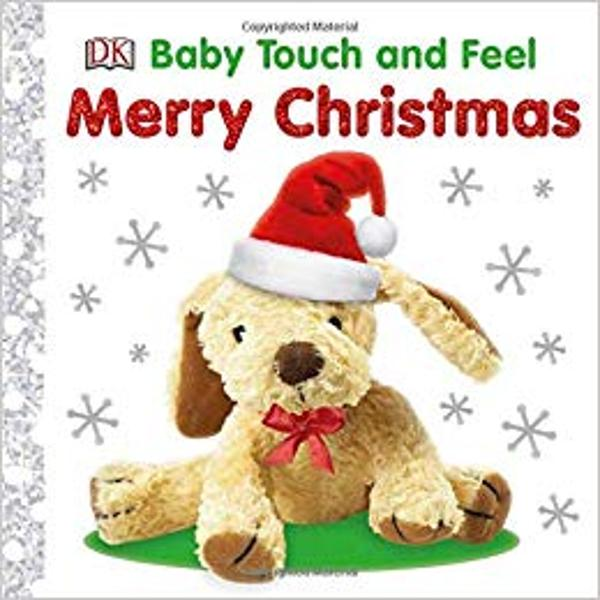 This Christmas book is the perfect stocking filler for babies and will make sure babys first Christmas is full of festive fun - with a snowman a Christmas tree a reindeer and moreJust right for sharing with babies and toddlers inside you meet jolly characters and Christmassy things all with touch and feel patches or sparkly areas to explore Theres a toy snowman with a fleecy scarf a bright sparkly star a Christmas tree with shiny baubles a velvety Christmas stocking filled with