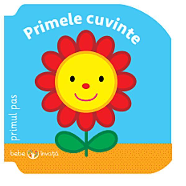 """""""Primul pas""""este o serie de 4 minicar&539;i pe carton care acoper&259; teme de interes pentru copiii foarte mici - primele cuvinte animale ferma culoriIlustra&539;iile clare &537;i pline de culoare stimuleaz&259; aten&539;ia &537;i spiritul de observa&539;ie &537;i ajut&259; la recunoa&537;terea diverselor obiecte &537;i no&539;iuniSerie publicat&259;în 32 de limbi Vârsta recomandat&259;1"""