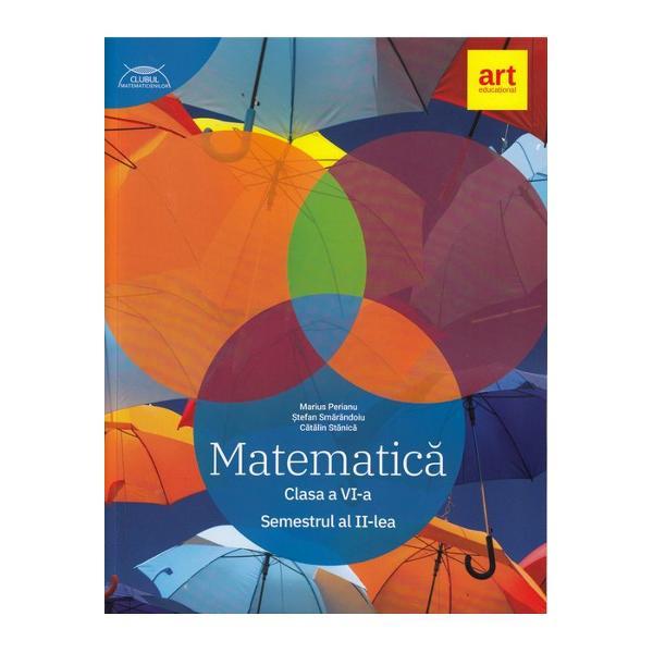 Lucrarea a fost realizat&259; în conformitate cu noua program&259; &537;colar&259; pentru disciplina Matematic&259; clasele a V-a - a VIII-a aprobat&259; prin OM nr 339328022017Într-o prezentare grafic&259; nou&259; Clubul Matematicienilor pune la dispozi&355;ia elevilor• o sintez&259; complet&259; a teoriei înso&355;it&259; de exemple• numeroase exerci&355;ii foarte variate &351;i grupate pe niveluri de dificultatebr