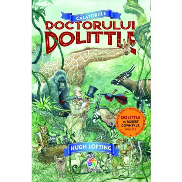 Doctorul Dolittle a fost dintotdeauna un personaj foarte îndr&259;git chiar &537;i atunci când era doar eroul scrisorilor pe care Hugh Lofting le trimitea de pe front în Primul R&259;zboi Mondial copiilor s&259;iC&259;l&259;toriile doctorului Dolittleeste povestea prieteniei dintre John Dolittle &537;i un b&259;iat de zece ani Tommy Stubbins care dup&259; ce g&259;se&537;te o veveri&539;&259; r&259;nit&259; devine asistentul