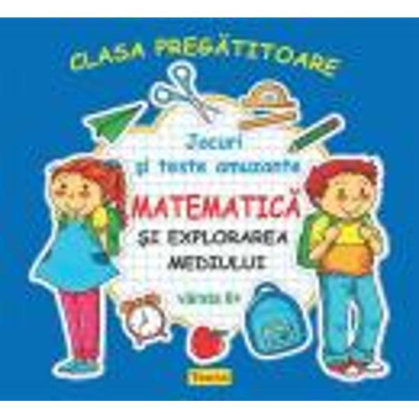 Matematica - clasa pregatitoare