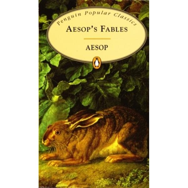 Althoug the Greek slave Aesop was executed over 2000 years ago his fables continue to exert a strong influence on readers of all ages They are well known to children even before they can read and form an essential part of our moral education while the language thay use has been absorbed into our most colloquial speech