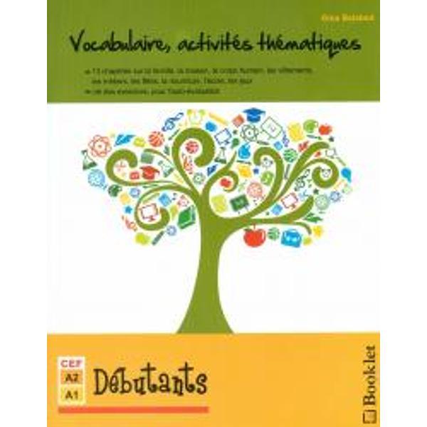Activites thematiques exercitii de vocabular pentru clasele VII-VIII