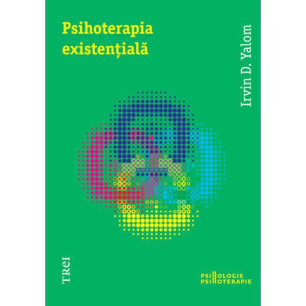 In centrul psihoterapiei existentiale grijile fundamentale ale omuluiCele patru  &171;griji fundamentale ale omului &187;   moartea libertatea izolarea existentiala&131; si lipsa de sens   se afla&131; in centrul psihoterapiei existentiale care a fost si continua&131; sa&131; fie practicata&131; in multe forme si in multe situatii pe tot globul In acest tratat Irvin Yalom examineaza&131; semnificatia fieca&131;rei griji existentiale si tipurile de conflict care iau nastere din