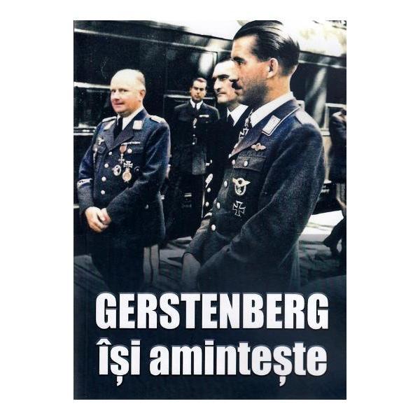 Alfred Gerstenberg a intrat in armata germana in anul 1912 si a activat in Primul Razboi Mondial intai in cavalerie apoi in aviatie ca ofiter tehnic In al Doilea Razboi Mondial a fost atasat Luftwaffe in Polonia si Romania Cartea scrisa sub forma de interviu contine memoriile lui Gerstenberg din aceasta perioada
