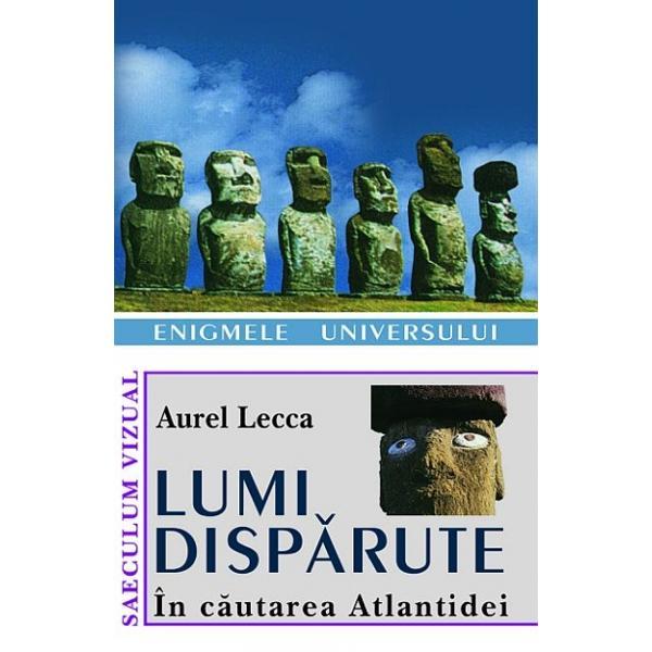 Aurel Leca a scris cea mai documentata si mai incitanta carte despre Atlantida din tot ce s-a publicat in acest sens in lumePornind de la marturiile lui Platon despre misteriosul pamant disparut el infatiseaza toate ipotezele formulate pana acum in legatura cu Atlantida purtandu-ne de-a lungul si de-a latul Terrei dupa cum diversi autori au plasat-o ipoteticCautand sa identifice coordonatele geografice ale Atlantidei Aurel Leca ne invita la o ispitoare calatorie in trecutul