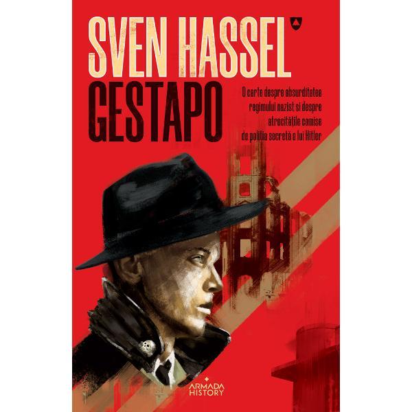 O carte despre absurditatea regimului nazist si despre atrocit&259;tile comise de politia secret&259; a lui HitlerGestapoule spaima tuturor În cl&259;direa sumbr&259; aflat&259; pe Prinz Albrechtstrasse dispar f&259;r&259; urm&259; du&537;manii Reichului Oamenii devin fiare dominate de fric&259; &537;i de cruzimeDup&259; luni întregi de lupte s&259;lbatice peFrontul de Est Regimentului 27 i se