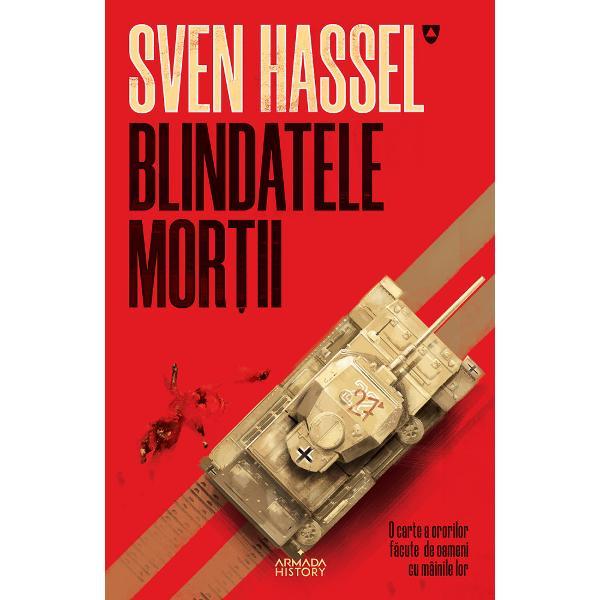 O carte a ororilor f&259;cute de oameni cu mâinile lorPeFrontul de Est dota&539;i cu vehicule militare Sven Hassel &537;i camarazii s&259;i se preg&259;tesc pentru luptele care urmeaz&259;Carne de tun între planurile nebune&537;ti ale comandan&539;ilor nazi&537;ti &537;i uria&537;a Armat&259; Ro&537;ie solda&539;ii dinRegimentul 27vor face orice ca s&259; reziste în infern Nu pentru