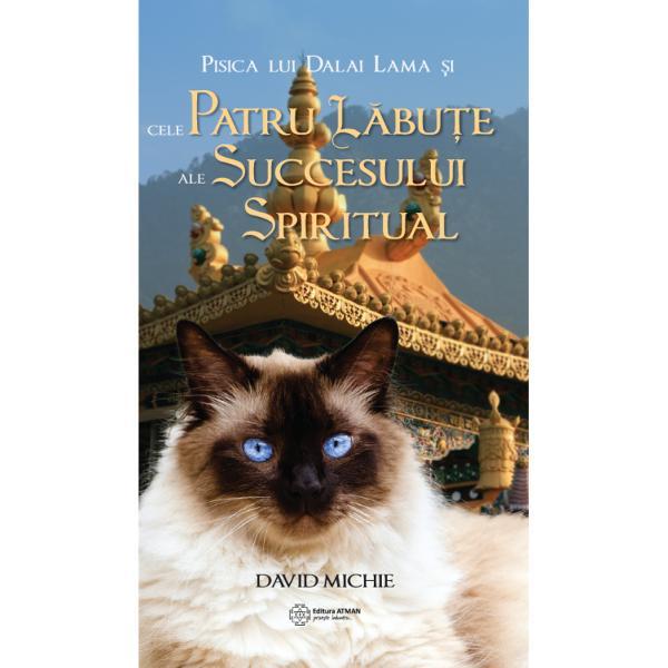 Atunci când apropia&355;ilor lui Dalai Lama li se d&259; sarcina de a-i pune la dispozi&355;ie Sfin&355;iei Sale o carte pe care s&259; o poat&259; oferi în dar vizitatorilor s&259;i un voluntar nea&351;teptat î&351;i întinde l&259;bu&355;ele Cartea ar trebui s&259; sintetizeze cele patru elemente-cheie ale budismului tibetan &351;i foarte important s&259; transmit&259; cât de profund lini&537;titor este s&259; te afli în