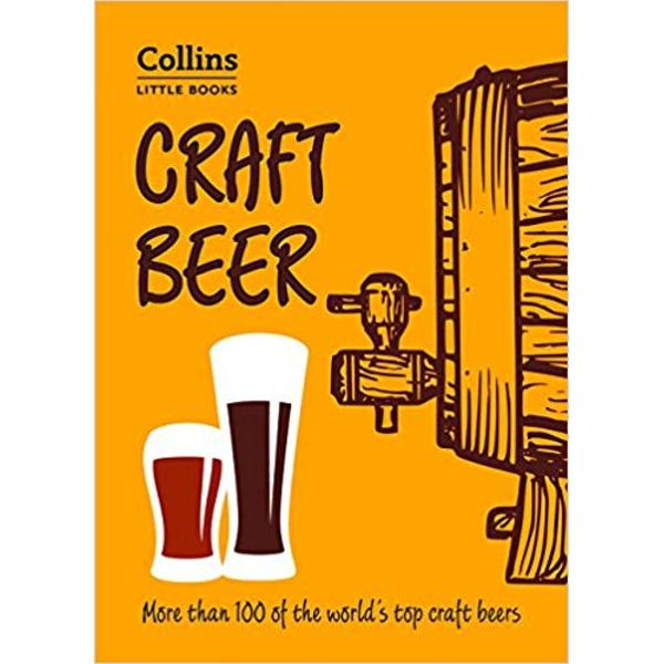 The book includes a description of the very best craft beers in the world It is completely up-to-date including details of new and emerging beers and manufacturers Whats more an introduction explores the current craft beer boom and how brewers are coping with this surge in demand making this attractive Little Book a great introduction for anyone looking to learn about the history past and present of craft beer And also how best to enjoy it