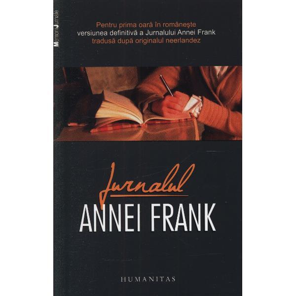 Povestea tragica aAnnei Franke bine cunoscuta Impreuna cu familia ei si alti cunoscuti evrei Anne a stat ascunsa timp de doi ani 6 iulie 1942–4 august 1944 de teama deportarii in lagar in asa-numita Anexa a sediului firmei patronate de tatal sau in Amsterdamul ocupat de germanip