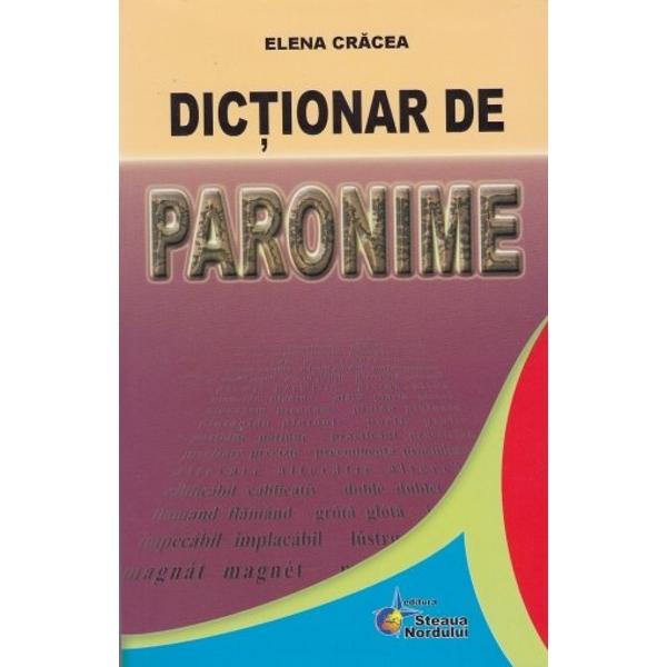 Dictionar de paronime ed5
