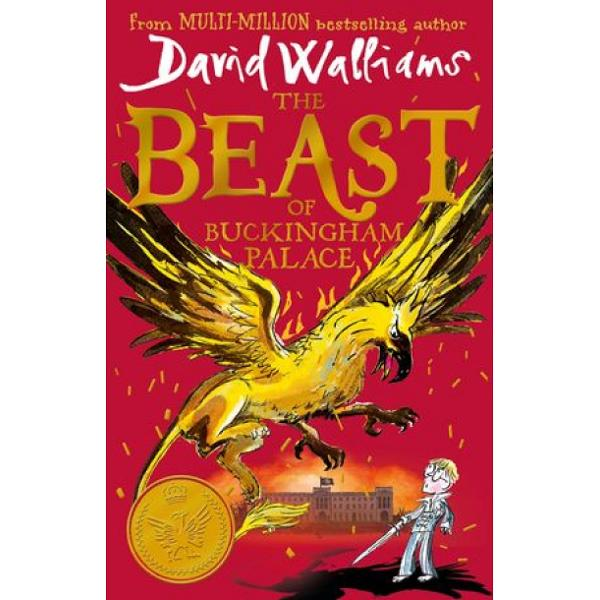 Fly into a fiery and fantastical future with No 1 bestselling author David Walliams in an epic adventure of myth and legend good and evil and one small boy who must save the world…Illustrated by the artistic genius Tony RossIt is 2120 and London is in ruinsThe young Prince Alfred has never known a life outside Buckingham Palace – but when strange goings-on breach its walls and stalk the corridors in the dead of night he is thrust into a