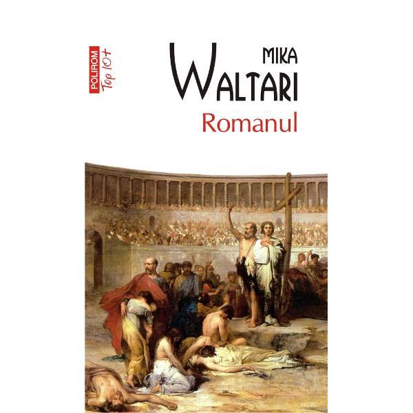 Publicat în anul 1964Romanuleste ultima din seria marilor opere istorice ale lui Mika Waltari încheind trilogia din care mai fac parteEgipteanul1945 &351;iEtruscul1955 Cartea zugr&259;ve&351;te destinul lui Minutus Lausus Manilianus fiul lui Marcus Mezentius din romanulSecretul împ&259;r&259;&355;iei Ajuns la vîrsta maturit&259;&355;ii Minutus î&351;i scrie memoriile