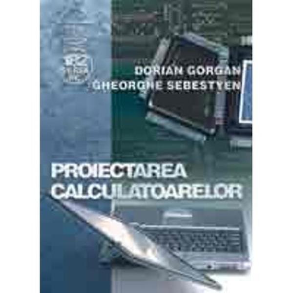 Cartea construieste gradat cunostintele fundamentale definind notiunile principiile structurale si functionale precum si metodologia de proiectare a modulelor unui microcalculator
