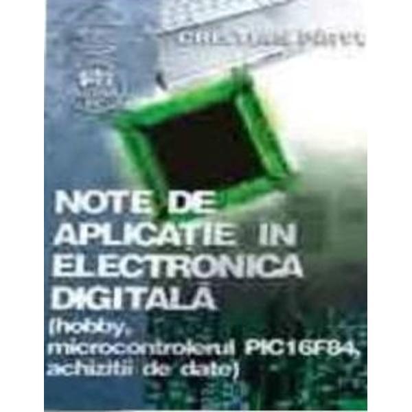 Cartea se adreseaza specialistilor si studentilor din ingineria electrica dar si hobby-stilor avand cunostinte fundamentale de electronica digitala si calculatoare hardware si software Assembler PIC C Visual Basic