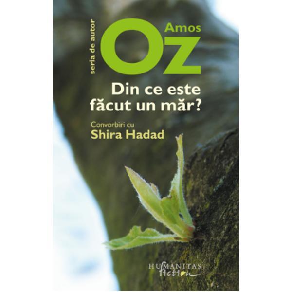 Traducere &537;i note de Gheorghe MiletineanuShira Hadad editoarea israelian&259; a scriitorului îl provoac&259; pe Amos Oz la un dialog fascinant prin temele pe care le abordeaz&259; dar mai ales prin faptul c&259; înlesne&537;te oglindirea nefiltrat&259; a unei imagini de sine pe care acesta ne-o înf&259;&539;i&537;eaz&259; cu o generozitate dezarmant&259;Amos Oz arunc&259; o privire retrospectiv&259; asupra întregii sale
