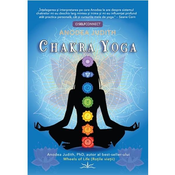7 chei pentru trezirea Divinului din noiArhitectura sufletului nostru sistemul chakrelor reprezinta unitatea oferita prin yoga – mijloacele cu ajutorul carora mintea si corpul cerul si pamantul spiritul si materia se reunesc in acea unitate divina care este sensul real al practicii yogaDin aceasta carte indelung asteptata a celebrei experte in domeniul chakrelor Anodea Judith veti invata cum sa folositi principiile si practicile yoga pentru a trezi