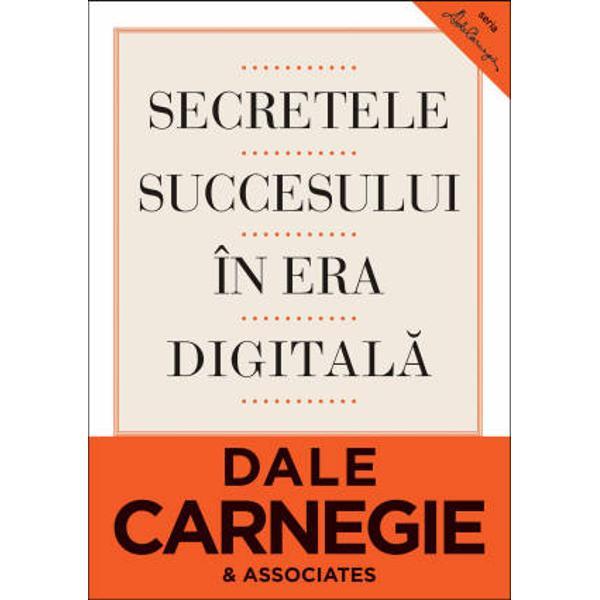 &206;n lumea contemporan&259; caracterizat&259; de apari&355;ia re&355;elelor de socializare domina&355;ia e-mailului &351;i &238;nlocuirea interac&355;iunilor directe de c&259;tre cele virtuale lec&355;iile lui Dale Carnegie nu sunt doar actuale ci &351;i extrem de importante De&351;i nu ar fi putut niciodat&259; prezice traiectoria pe care o va urma tehnologia Carnegie se dovede&351;te a fi un profesor