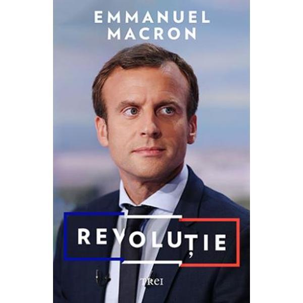 Emmanuel Macron castigatorul alegerilor prezidentiale din Franta si omul nou al politicii europene isi spune pentru prima data povestea vorbind despre ideile care il inspira despre viziunea sa legata de stat cetateni Uniunea Europeana intr o lume care se confrunta cu probleme comune  ndash  imigratia locurile de munca terorismul  ndash  dar pe care trebuie sa le rezolvam impreuna Revolutia lui Macron alternativa electorala a Frantei la nationalismul lui Marine Le Pen a cucerit