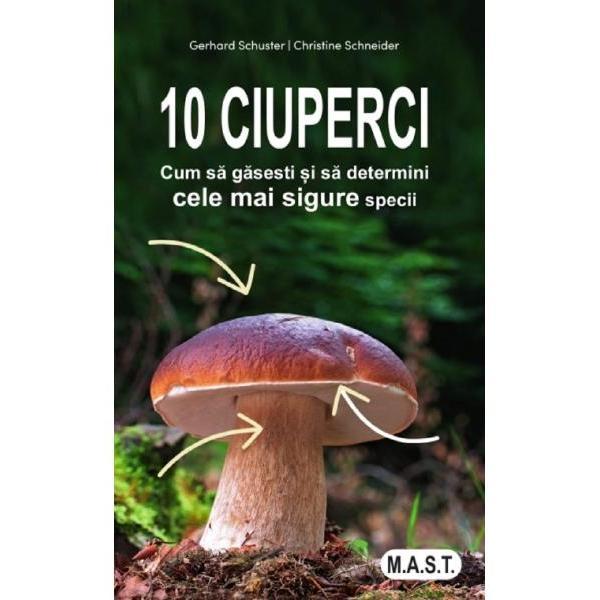 10 ciuperci Cum sa gasesti si sa determini cele mai sigure speciiNu aveti nici cea mai vaga idee despre culesul ciupercilor dar v-ar placca sa gasiti si sa savurati un hrib sau un galbiorCu acest curs despre ciuperci bine gandit pentru incepatori veti reusiGasiti aici• cele mai importante sfaturi si reguli prezentate succint• 10 cele mai bune specii de ciuperci pentru incepatori cu descrieri exacte nu doar