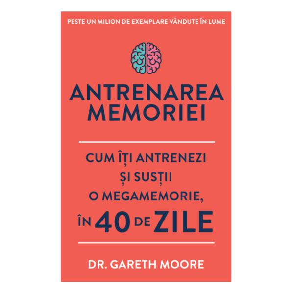 Mul&355;i oameni se confrunt&259; cu probleme de memorie – &351;i nu este deloc surprinz&259;tor având în vedere uria&351;a cantitate de informa&355;ii care ne bombardeaz&259; zilnic În aceast&259; carte inovatoare dr Gareth Moore a pus la punct un program de exerci&355;ii tehnici &351;i ponturi care te vor ajuta ca memoria s&259; nu î&355;i mai joace niciodat&259; feste De la memorarea codului PIN pân&259; la construirea unor sanctuare