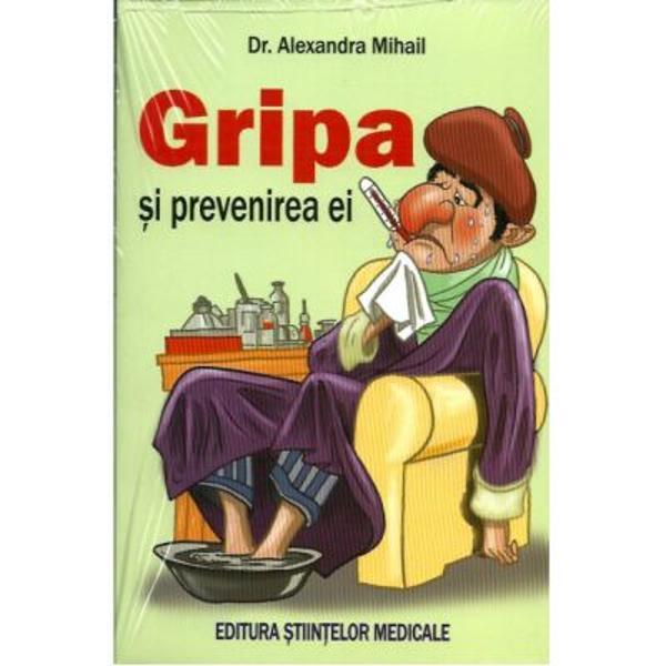 Gripa este o afec&355;iune respiratorie contagioas&259; care se num&259;r&259; printre cei mai mari du&351;mani ai omuluiNumai gripa spaniol&259; care a evoluat între 1918 &351;i 1919 a f&259;cut mai multe victime decât cele dou&259; R&259;zboaie Mondiale luate la un locConform datelor furnizate de Organiza&355;ia Mondial&259; a S&259;n&259;t&259;&355;ii 5-15 din popula&355;ie este anual afectat&259; de
