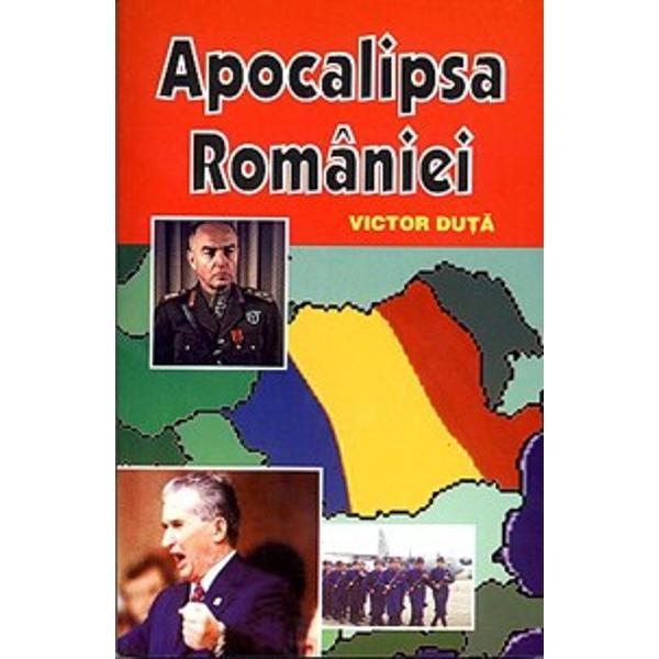 """Romania se afla in Apocalipsa Comunismul a reprezentat o utopie care a adus omenirii mari si profunde suferinte a creat dictaturi odioase care au savarsit crime abominabile si incilcari ale legii incredibile """"Oculta mondiala"""" a gandit si pus in rol pentru o parte din Europa si din Asia formarea nei """"puteri"""" care urmandu-i instructiunile sprijinand-o din umbra cu politici diabolice si cu bani murdari va executa intocmai planurile intocmite dupa studii"""