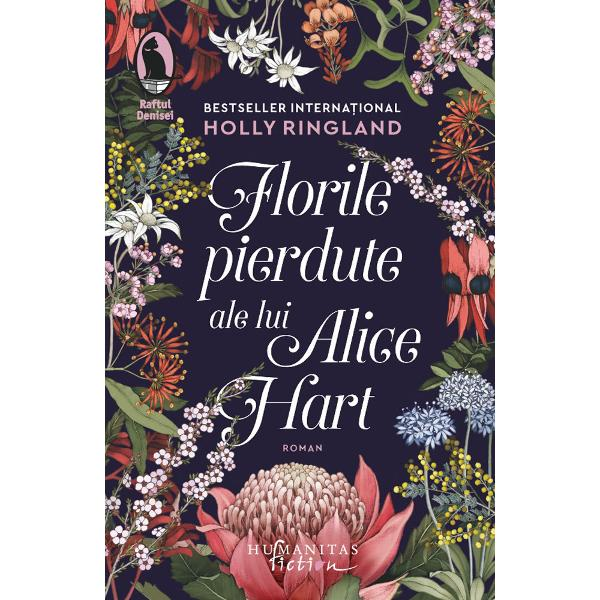 Florile pierdute ale lui Alice Hart a câ&537;tigat General Fiction Book of the Year în cadrul Australian Book Industry Awards 2019 • Selectat în TOP 10 pe listele de bestselleruri din Australia în 2018 &537;i din SUA în 2019 • Ales de Women's National Book Association pe lista de 20 de romane recomandate pentru cluburile de carte din SUA în 2019 • Nominalizat pe lista lung&259; la International Dublin Literary Award 2020 •