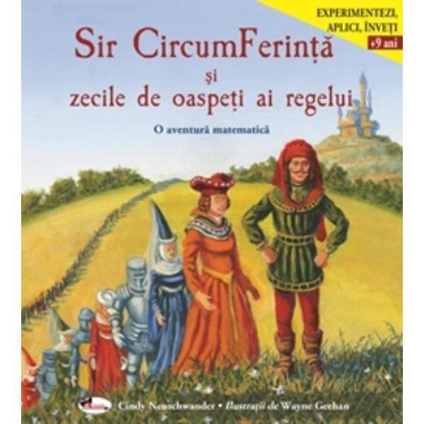 La castelul lor Sir CircumFerin&539;&259; &537;i Lady DiaMetru pun la cale o petrecere surpriz&259; pentru ziua regelui Arthur dar planurile lor se transform&259; într-o uria&537;&259; încurc&259;tur&259; Vin tot mai mul&539;i oaspe&539;i pân&259; când castelul se umple cu totul de la turnul înalt la &537;an&539;ul adânc de ap&259;rare Iar oaspe&539;ii trebuie hr&259;ni&539;i Pentru asta gazdele trebuie s&259;-i numere ca s&259;