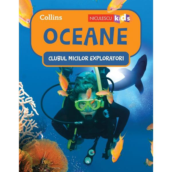 SUTE DE LUCRURI FASCINANTE DESPRE OCEANE&350;tiai c&259; recifele de corali acoper&259; doar un procent din fundul oceanelor dar g&259;zduiesc circa un sfert din fauna &351;i flora care tr&259;iesc în oceane Descoper&259; lucruri fascinante despre oceanele lumii• În oceane via&355;a a ap&259;rut cu circa trei miliarde de ani înaintea vie&355;ii de pe uscat• În oceanele lumii tr&259;iesc aproximativ 84