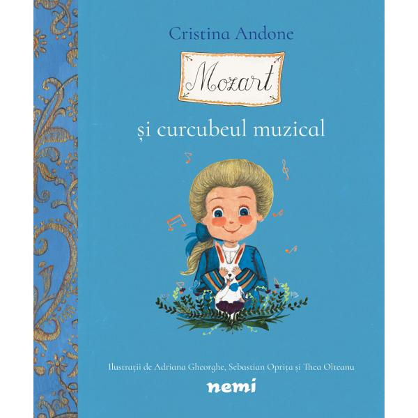 Un volum nou ce completeaz&259; colec&539;ia binecunoscut&259; a Cristinei Andone Pove&537;ti din P&259;durea Muzical&259;Colec&539;ia Pove&537;ti din P&259;durea Muzical&259; reprezint&259; o serie de pove&537;ti pentru copii scrise de Cristina Andone ale c&259;ror personaje principale sunt cei mai mari compozitori ai lumii C&259;r&539;ile original ilustrate de Adriana Gheorghe Sebastian Opri&539;a &537;i Thea Olteanu îi vor