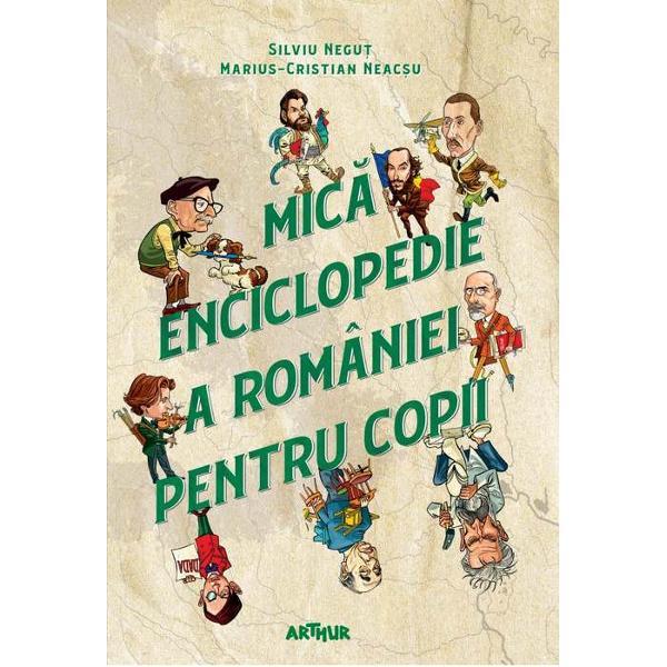 """Aceast&259; mic&259; enciclopedie este dac&259; ni se permite exprimarea o carte îngrozitor de amalgamat&259; precum enciclopediile generale nu cele particularizate pe un anumit domeniu abordând elemente dintre cele mai disparate &351;i nu de pu&355;ine ori curios al&259;turate de ordonarea alfabetic&259; • de la """"Luceaf&259;rul poeziei române&351;ti"""" Mihai Eminescu geniul mort prematur Nicolae Labi&351; """"nebiruitul"""""""
