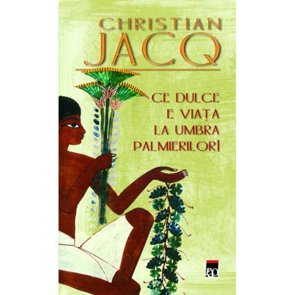 Pentru prima dat&259; &238;n cariera sa de scriitor Christian Jacq ne aduce &238;n&160;prim-plan o serie de povestiri din &238;ndep&259;rtatul Egipt Povestiri pline&160;de mister &351;i magie Arti&351;ti sau simpli aventurieri p&259;stori sau regi&160;devin r&226;nd pe r&226;nd personaje de poveste Pove&351;ti din Egipt Cu harul&160;s&259;u scriitorul creeaz&259; o atmosfer&259; unic&259; &351;i o vraj&259; care te captiveaz&259;&160;cu fiecare pagin&259;