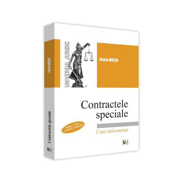 Prin noul Cod civil intrat in vigoare la 1 octombrie 2011 s-a realizat o reforma de profunzime a sistemului juridic romanesc In noua reglementare ca o consecin&539;a a abandonarii dualismului Cod civil-Cod comercial s-a impus in mod logic includerea a cat mai multor contracte speciale inclusiv a celor considerate pana acum ca fiind apanajul exclusiv al comercian&539;ilor &537;i s-a realizat codificarea unor contracte pana acum nenumite contractul de furnizare contractul de