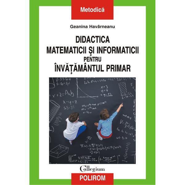 Volumul trateaz&259; o tem&259; de actualitate în realitatea educa&355;ional&259; româneasc&259; &351;i anume modalit&259;&355;ile de predare a no&355;iunilor matematice în clasele primare dar &351;i a primelor no&355;iuni de programare într-un limbaj formal într-o manier&259; riguroas&259; creativ&259; integrat&259; &351;i modern&259; într-o viziune interdisciplinar&259; în care elementele de tehnologia informa&355;iei