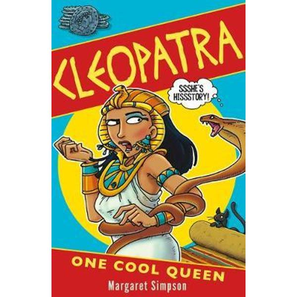Everybody knows that Cleopatra is the most famous of all ofEgypts queens and that she had a nasty accident with a snake Butdid you also know that CleopatraMarried both her brothersHad her younger sister killedEverything you would ever want to know about Cleopatra