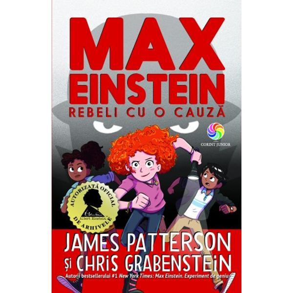 Max Einstein nu e chiar un geniu obi&537;nuit de 12 ani Ea…- este fascinat&259; de are o leg&259;tur&259; misterioas&259; cu Albert Einstein; - evit&259; loviturile de pedeaps&259; tentativele de r&259;pire împreun&259; cu prietenii s&259;i; - îndepline&537;te sarcini misiuni pentru &537;eful ei miliardar; - este student&259; profesoar&259; la o universitate din New YorkA&537;a arat&259; o zi din via&539;a unei super