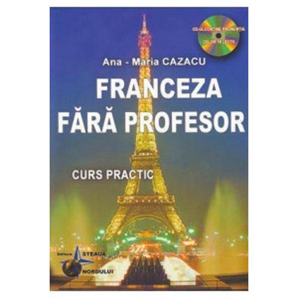 Franceza fara professor cu CD
