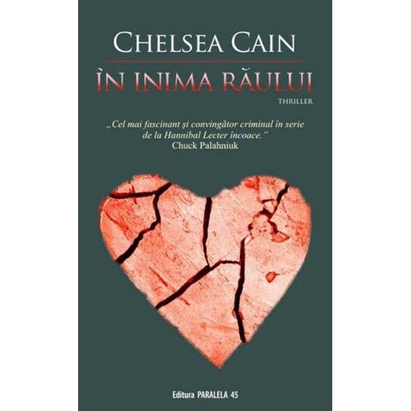 """""""Cel mai fascinant si convingator criminal in serie de la Hannibal Lecter incoace"""" - Chuck PalahniukToti cititorii fideli ai romanelor-thriller stiu cine e Hannibal Lecter si se infioara la auzul numelui sau Dar ne-am inchipuit vreodata ca mefistofelicul criminal ar putea avea si o versiune feminina Daca Lecter era cultivat si spiritual Gretchen Lowell inspaimantatorul personaj principal din romanului lui Chelsea Cain e pe cat de frumoasa pe atat de inteligenta La"""
