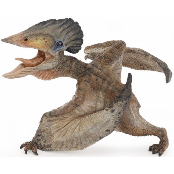 Tupuxuara Dinozaur - Figurina PapoJucariaTupuxuaraeste o figurina pictata manual care reda intr-un mod magnific imaginea data de reconstructia dinozaurului in cele mai mici detaliiDinozaurulTupuxuaraeste o jucarie educationala de inalta calitate care poate fi