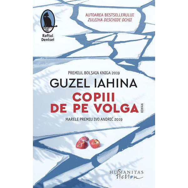 """Premiul Bol&537;aia Kniga 2019Marele Premiu Ivo Andri&263; 2019La trei ani dup&259; debutul ei fulminant cu bestsellerul Zuleiha deschide ochii Guzel Iahina public&259; în 2018 un nou roman cutremur&259;tor care se bucur&259; deja de faim&259; interna&539;ional&259; Iat&259; cum îl descrie autoarea """"Am vrut s&259; vorbesc despre lumea coloniilor germane de pe Volga — vibrant&259; aparte vie — o lume creat&259;"""