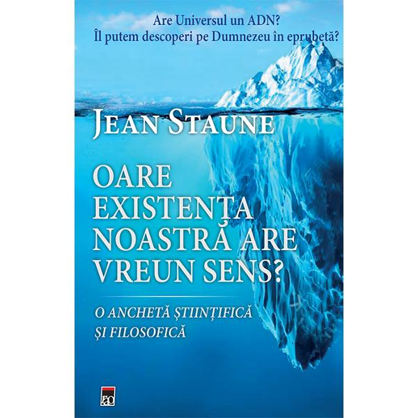 Jean Staune face o incursiune în tainele Universului ale &351;tiin&355;ei &351;i ale con&351;tiin&355;ei Cartea este un parcurs fascinant care ne duce la o concluzie surprinz&259;toare viziunea clasic&259; pe care o avem în prezent despre om &351;i lume este la fel de inexact&259; a&351;a cum era în Evul Mediu reprezentarea unui Univers de mici dimensiuni în care Terra se afla în centrul lui Noua viziune ap&259;rut&259; din aceast&259;
